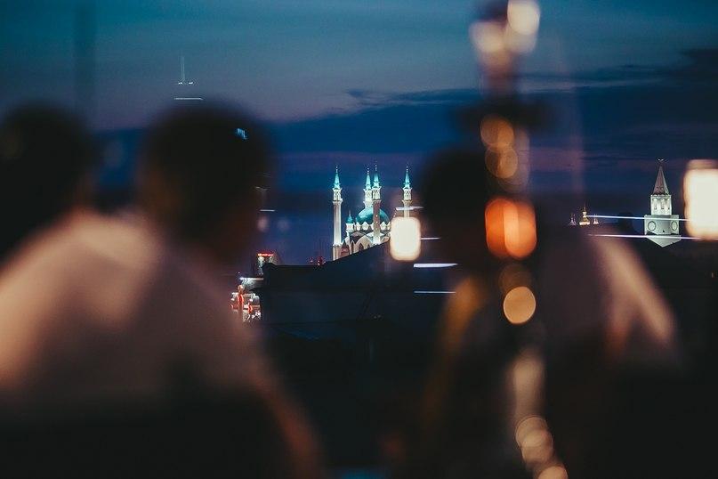 Самая большая кальянная столицы с панорамным видом на Казань